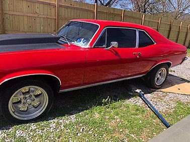 1972 Chevrolet Nova for sale 101494648
