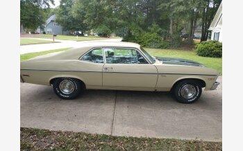 1972 Chevrolet Nova Coupe for sale 101607728