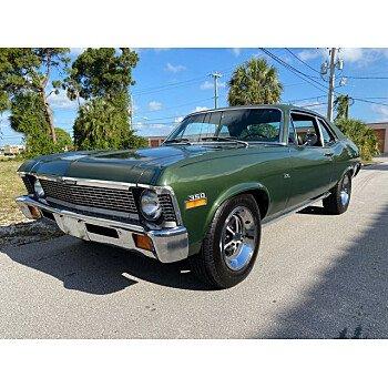 1972 Chevrolet Nova for sale 101609197