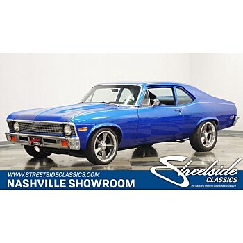 1972 Chevrolet Nova for sale 101631808