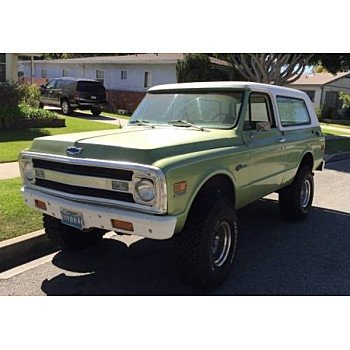 1972 Chevrolet Other Chevrolet Models for sale 100951227