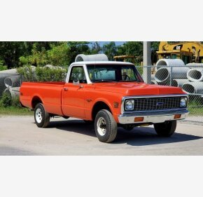 1972 Chevrolet Other Chevrolet Models for sale 101214152