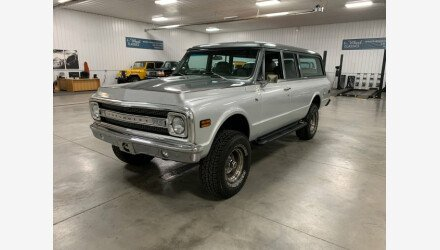 1972 Chevrolet Suburban for sale 101276263