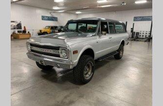 1972 Chevrolet Suburban for sale 101276263