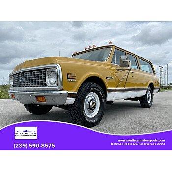 1972 Chevrolet Suburban for sale 101334785