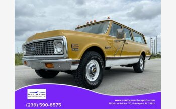 1972 Chevrolet Suburban for sale 101334785