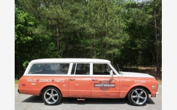 1972 Chevrolet Suburban for sale 101499578