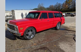 1972 Chevrolet Suburban for sale 101403861