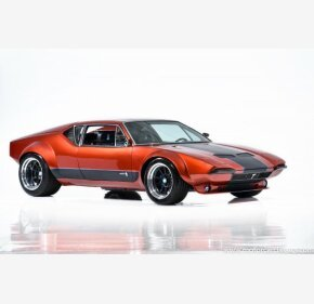 Ford Pantera For Sale >> 1972 De Tomaso Pantera Classics For Sale Classics On