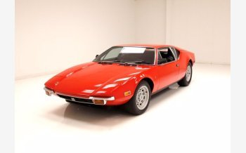 1972 De Tomaso Pantera for sale 101393139