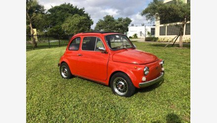 1972 FIAT 500 for sale 101411280