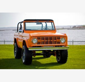 1972 Ford Bronco for sale 101143822