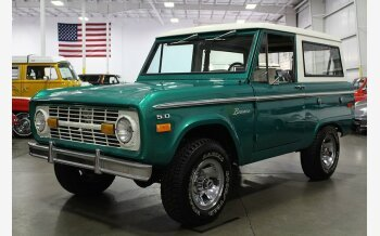 1972 Ford Bronco for sale 101223600