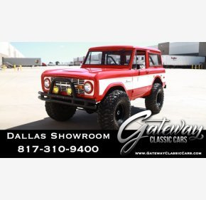 1972 Ford Bronco for sale 101216314