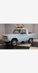 1972 Ford Bronco for sale 101267325