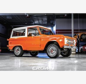 1972 Ford Bronco for sale 101282765