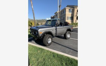 1972 Ford Bronco for sale 101286258