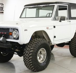 1972 Ford Bronco for sale 101294234
