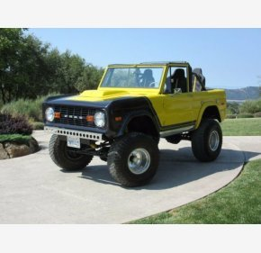1972 Ford Bronco for sale 101397422