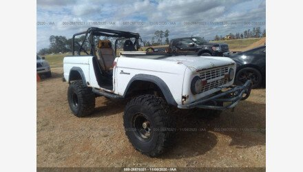 1972 Ford Bronco for sale 101409952