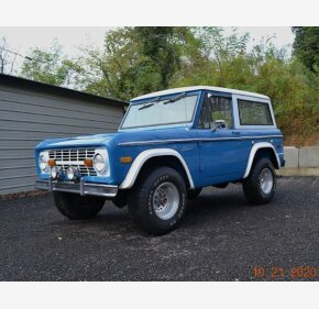 1972 Ford Bronco for sale 101422304