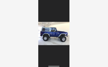 1972 Ford Bronco Sport for sale 101512569