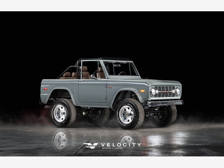 1972 Ford Bronco for sale 101572962