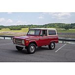1972 Ford Bronco for sale 101575926