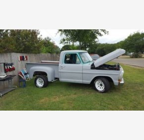 1972 Ford F100 for sale 100826498