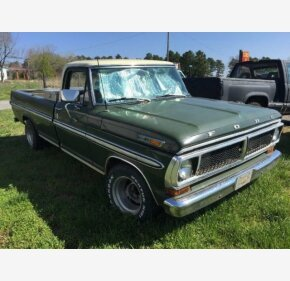 1972 Ford F100 for sale 101040662