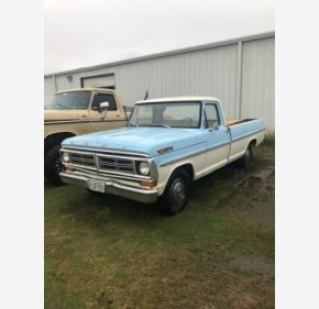 1972 Ford F100 for sale 101051335