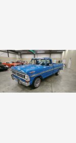 1972 Ford F100 for sale 101065620