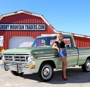 1972 Ford F100 for sale 101074510