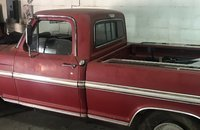1972 Ford F100 2WD Regular Cab for sale 101396021