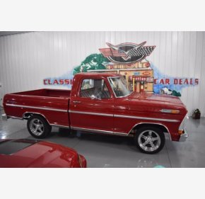 1972 Ford F100 for sale 101419389