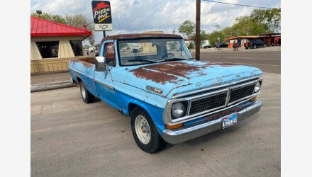 1972 Ford F100 for sale 101431293