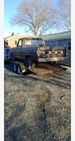 1972 Ford F100 for sale 101441926