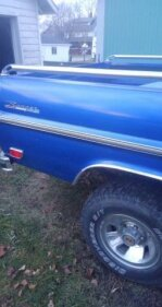 1972 Ford F100 for sale 101444092