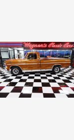 1972 Ford F100 for sale 101455126