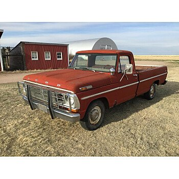 1972 Ford F100 for sale 101491064