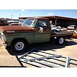 1972 Ford F100 for sale 101573140