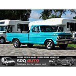 1972 Ford F100 for sale 101609400