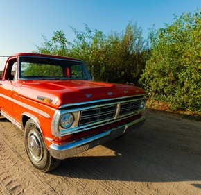 1972 Ford F250 2WD Regular Cab for sale 101063829