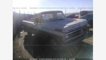 1972 Ford F250 for sale 101102149