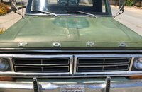 1972 Ford F250 2WD Regular Cab for sale 101147793