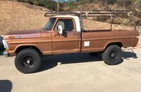1972 Ford F250 4x4 Regular Cab for sale 101198920