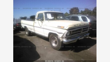 1972 Ford F250 for sale 101223216