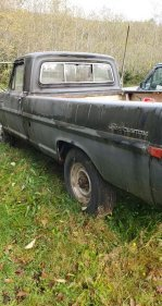 1972 Ford F250 2WD Regular Cab Super Duty for sale 101223399