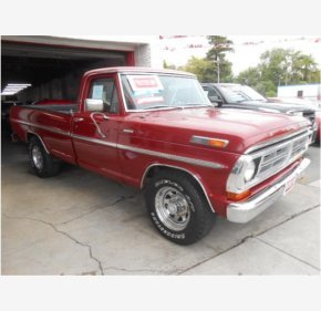 1972 Ford F250 for sale 101232828