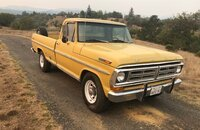 1972 Ford F250 2WD Regular Cab for sale 101386880